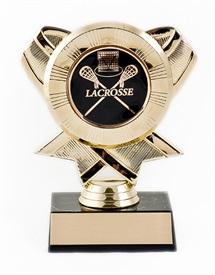 PDT-6 inch Lacrosse Trophy **As low as $4.35**
