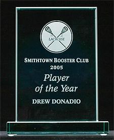 Q-20 Glass Award
