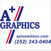 A+ Graphics Logo