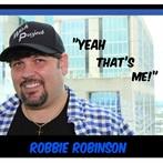 Robbie Robinson  'Yeah, That's Me'