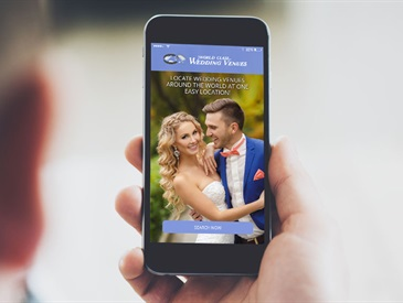 World Class Wedding Venues App