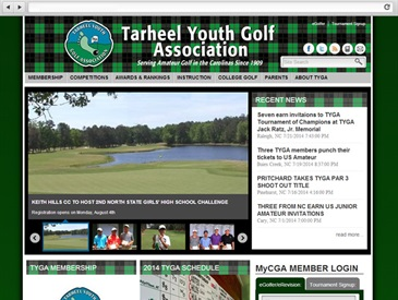 Tyga Junior Golf Association