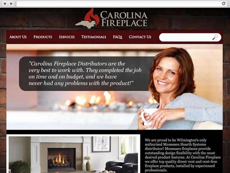 Carolina Fireplace