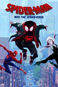 Spider-Man: Into the Spider-verse - Now Playing on Demand