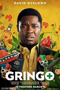 Gringo - Now Playing on Demand