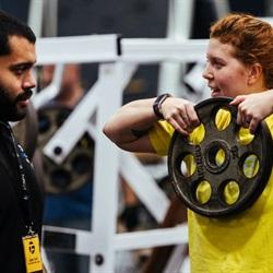 strength training new bern