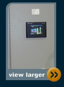 operator interface for conveyor system