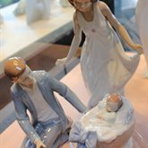 Lladro Wonderful Mother available at Albert F. Rhodes Jewelers
