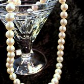 Freshwater Cultured Pearl Strand available at Albert F. Rhodes Jewelers