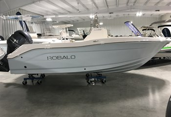 2020 Robalo R180 Ice Blue liquid-unknown-field [type] Boat