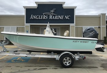 2021 Key West 176 CC Sportsman  Boat