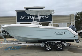 2020 Robalo R222 Explorer Ice Blue (ON ORDER) Boat