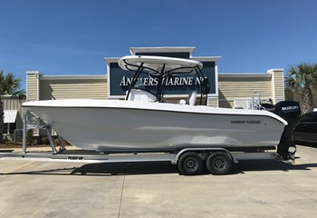 2021 Twin Vee 260 SE Gray  Boat