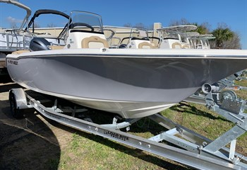 2020 Key West 203 FS Manta Gray #TC150 liquid-unknown-field [type] Boat