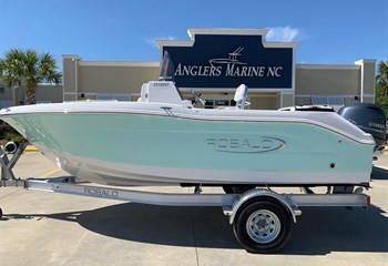 2021 Robalo R180 Seafoam/White (ON ORDER) Boat