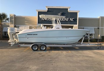 2020 Twin Vee 240 CC Ice Blue #24158 Boat