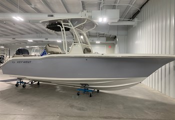 2021 Key West 239 FS Manta Gray  Boat