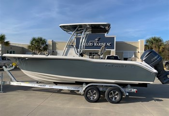 2021 Key West 239 FS Slate Gray Boat