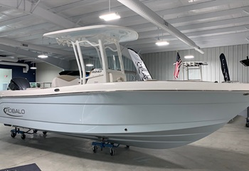 2021 Robalo R242 Ice Blue  Boat