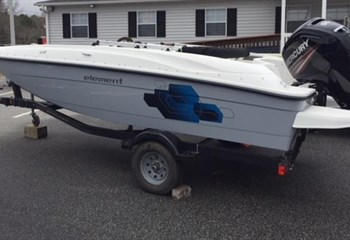 2020 Bayliner Element E18 Grey Stock No. X1227 liquid-unknown-field [type] Boat