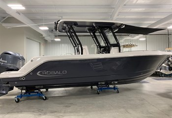 2020 Robalo R272 Shark Gray (ON ORDER) Boat