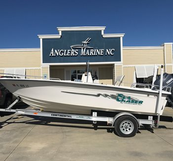 2002 Sea Chaser 210 Used Boat