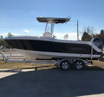 2018 Robalo R222 Black New Boat