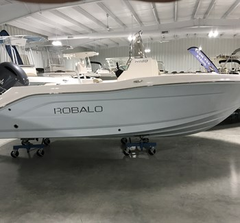 2019 Robalo R180 Ice Blue New Boat