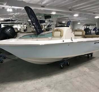 2019 Key West 189 FS New Boat