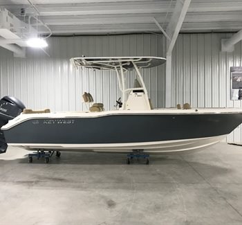 2019 Key West 239 FS Slate Grey liquid-unknown-field [type] Boat