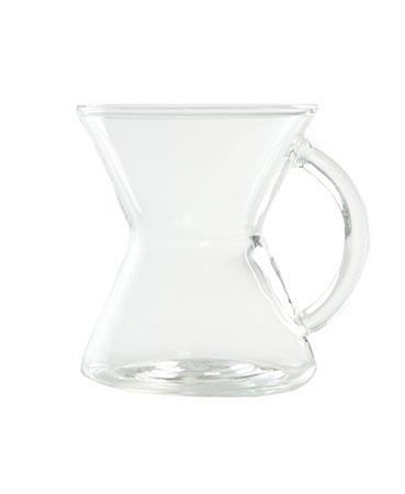 Carolina Coffee CHEMEX® Glass Mug