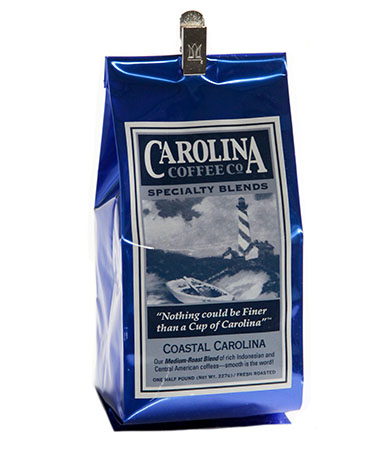 Carolina Coffee Coastal Carolina Blend