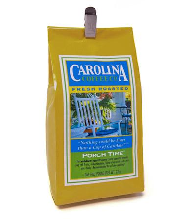 Carolina Coffee Porch Time