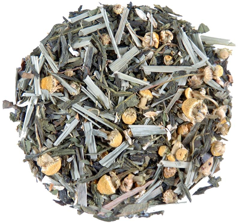 Carolina Coffee Serene Green Tea