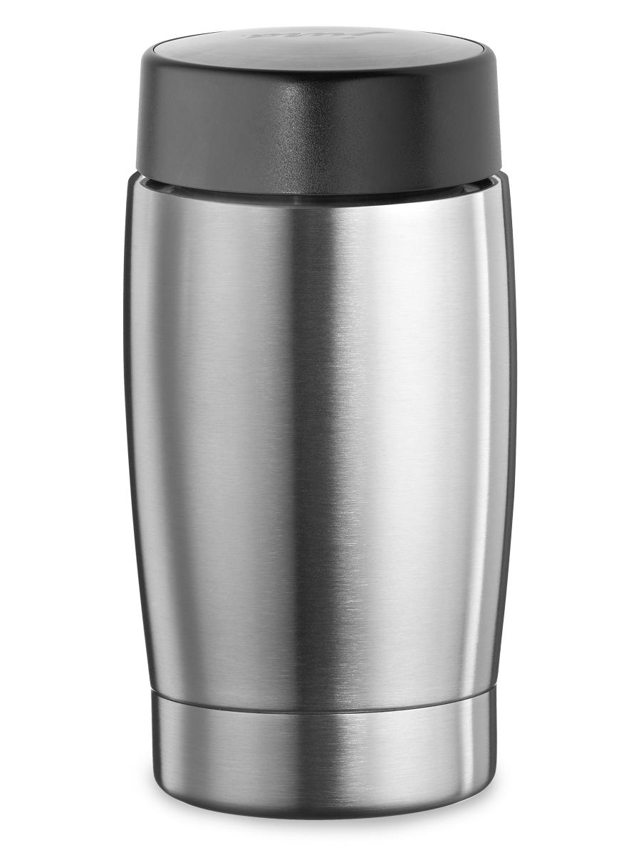 Carolina Coffee Stainless Milk Container - 14 oz