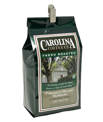 Carolina Coffee French Roast Sunday