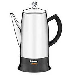 Carolina Coffee Cuisinart Classic 12- Cup Perculator