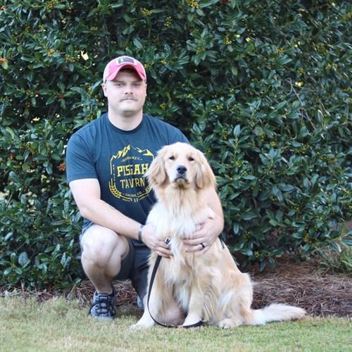 Seth Eure, USMC Retired