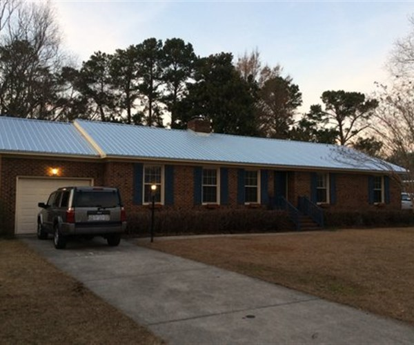 Carolina Flooring and Roofing   Roofing After