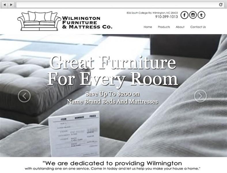 Wilmington Furniture Mattress Co