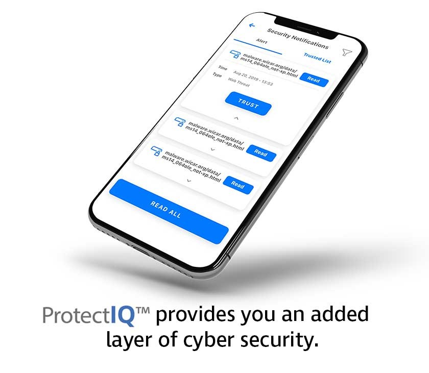 ProtectIQ - AN added layer of cyber security