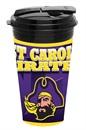 East Carolina University (Pirates) TravelCups