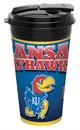 Kansas, The University of (Jayhawks) TravelCups