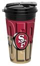 San Francisco 49ers TravelCups